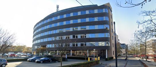 Het kantoor van Bureau Financieel Toezicht in Utrecht
