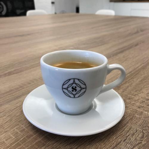 Koffie bij Fortress