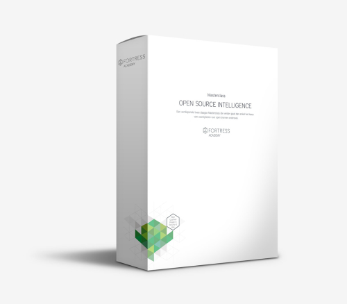 Masterclass Open Source Intelligence