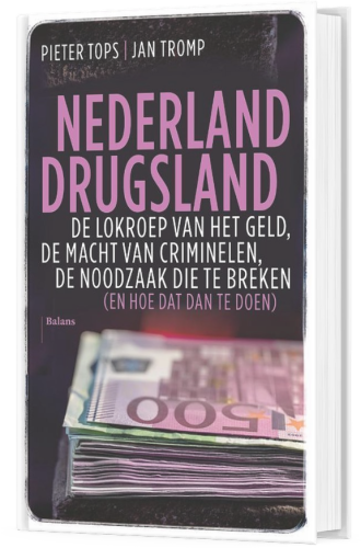 Nederland drugsland boek