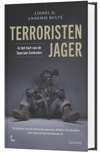 Terroristenjager boek