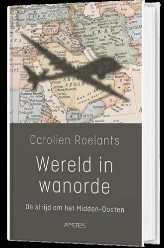 Wereld in wanorde boek