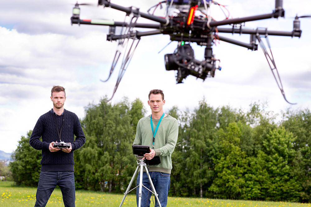 Fotograferen met een drone