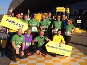 Rotterdam Marathon Deelnemers 2016