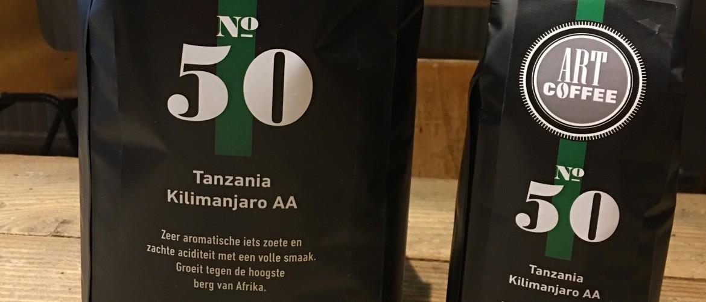 Tanzania Kilimanjaro AA koffie