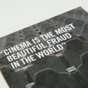cinema is the most beautiful fraud