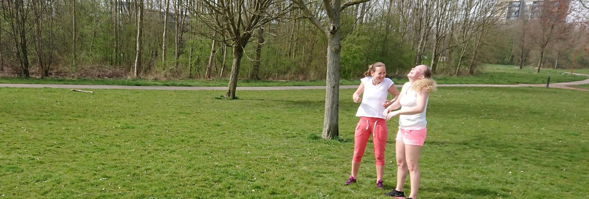Fysio Maaike geeft in Zoetermeer Personal Training