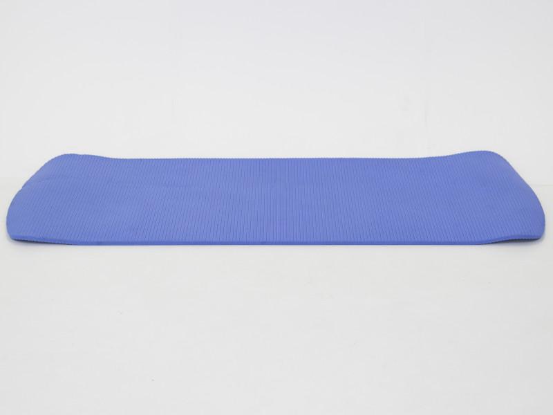 Dikke fitnessmat blauw