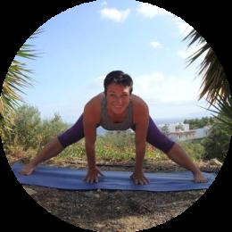 Yogadocente Margo op Mallorca