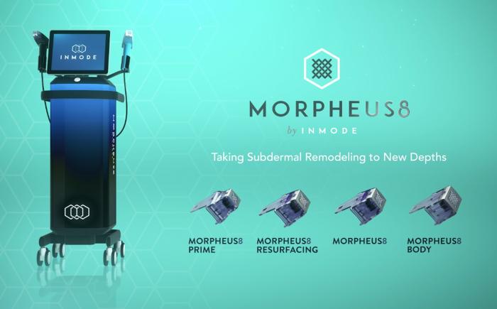 wat is morpheus8 apparaat