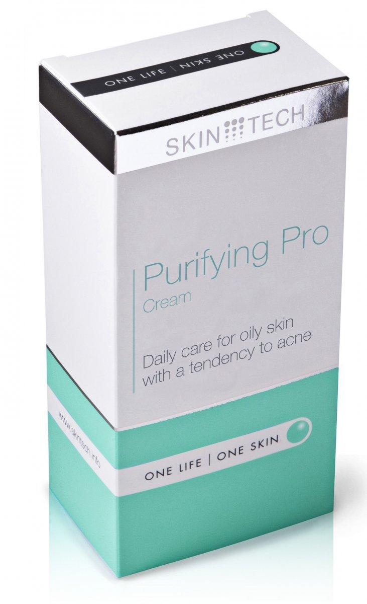skintech purifying pro cream