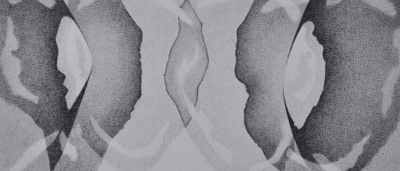 Lia Nauta van Herk – Tekeningen en grafisch werk zwart wit