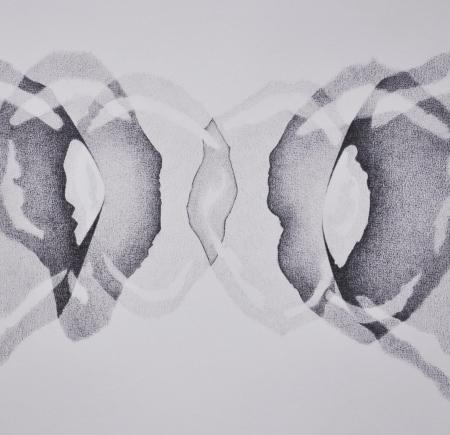 potlood tekeningen en grafisch werk van Lia Nauta uit Nijverdal