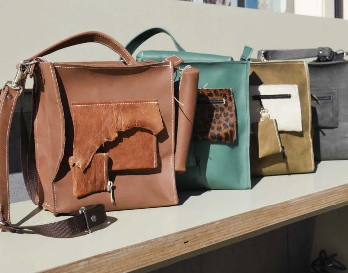 TasX tassen van leer handgemaakt