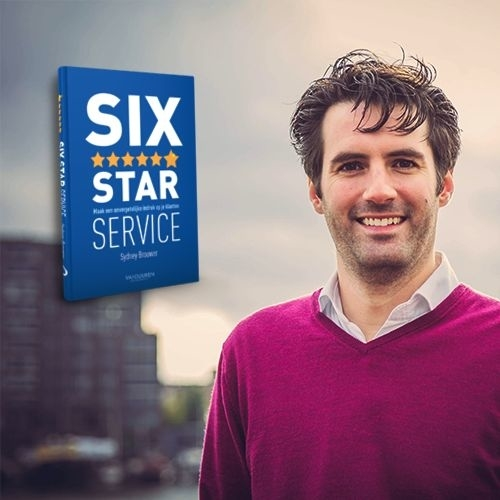 Sydney Brouwer - Six Star Service Game