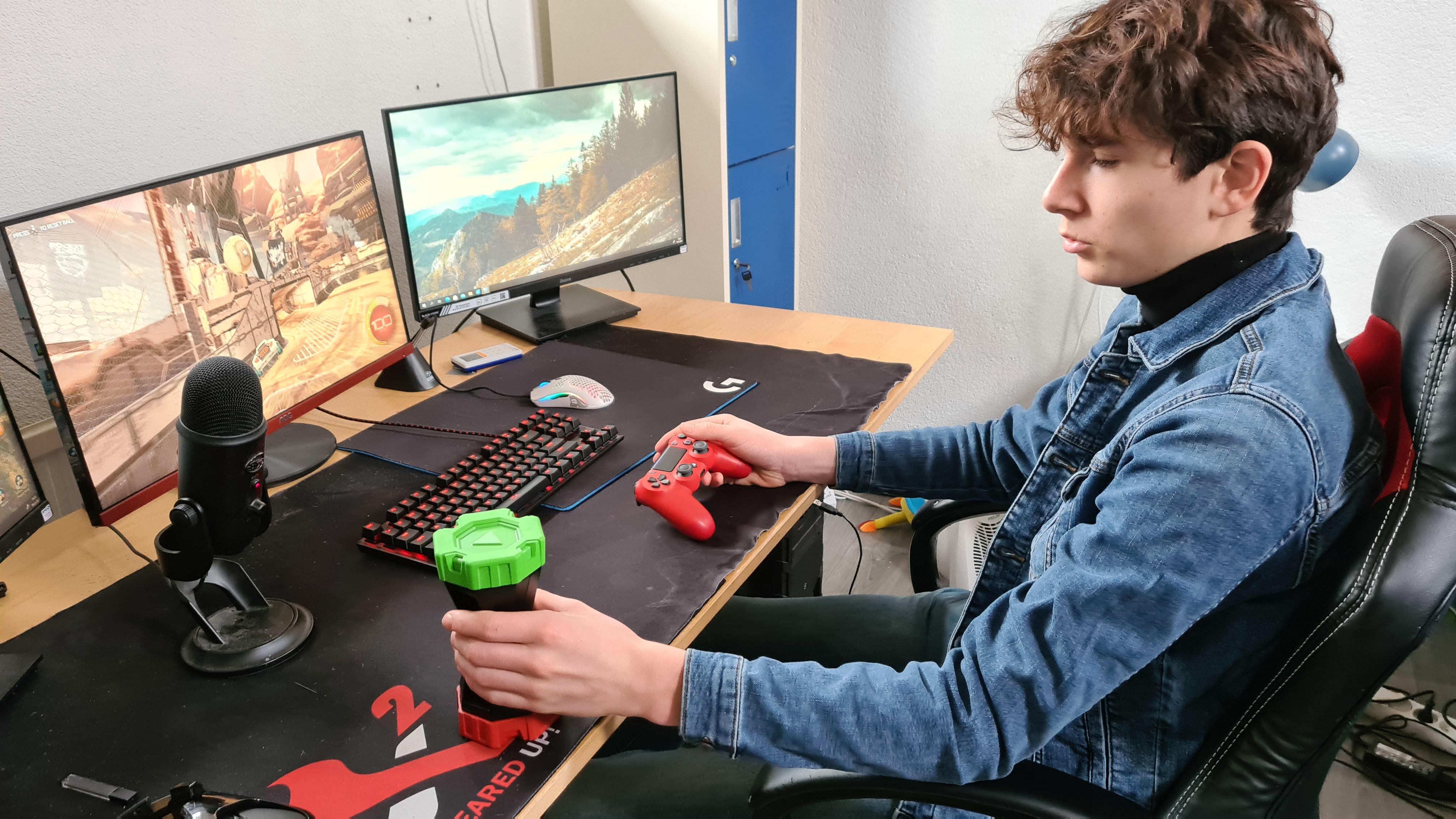 Voorkom gameverslaving en langdurig schermgebruik met Gametimer