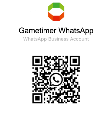Gametimer WhatsApp