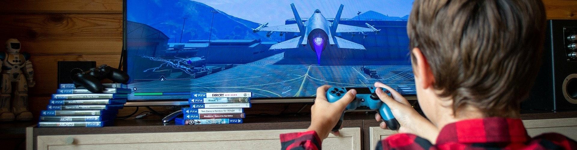 Gameverslaving kinderen