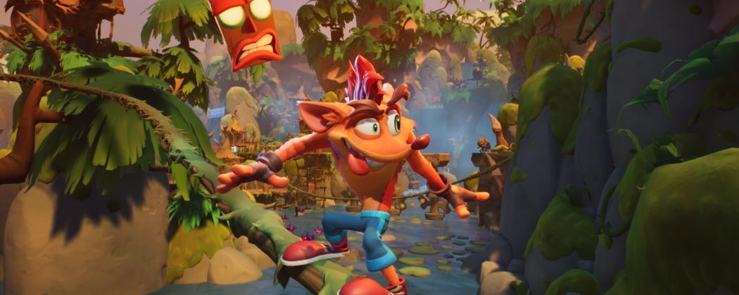 Crash Bandicoot de avonturen!
