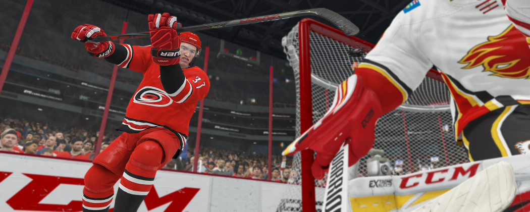 NHL 21 voor echte strijders