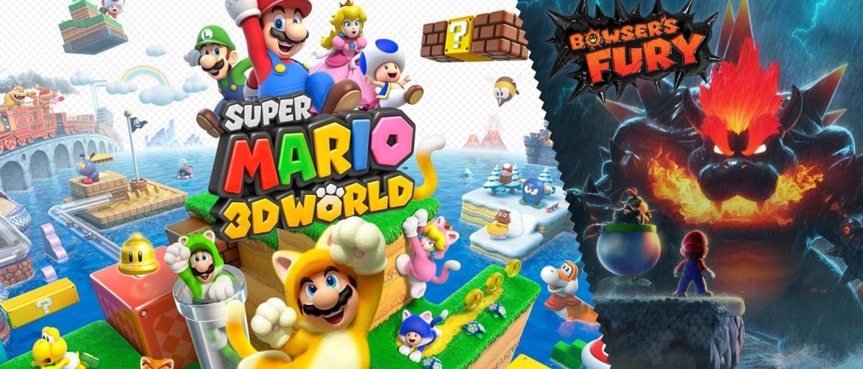 Super Mario 3D World + Bowser's Fury nu verkrijgbaar