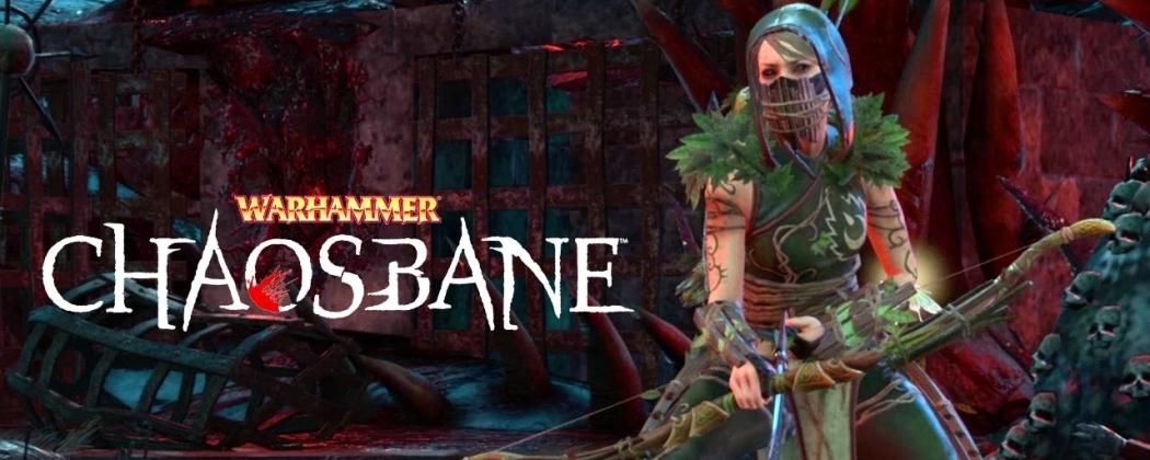 Warhammer Chaosbane nu overal verkrijgbaar!