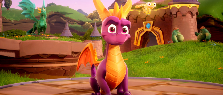 Spyro Reignited Trilogy - €19,99