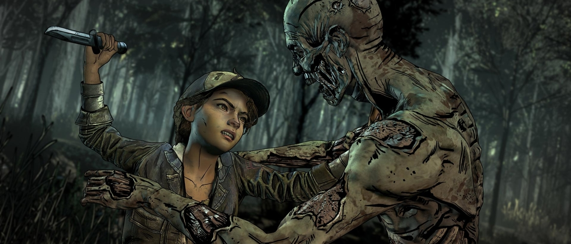 The Walking Dead - The Telltale Definitive Series - review
