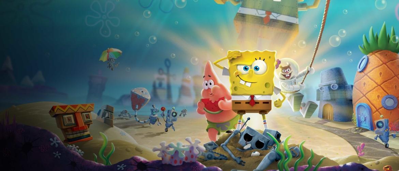 Spongebob Squarepants Battle for Bikini Bottom beleef een nieuwe avontuur