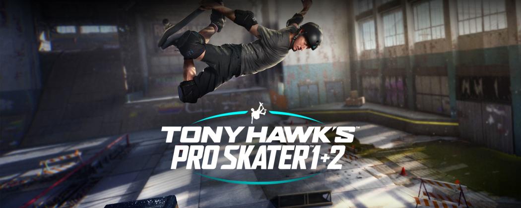 Tony Hawk's Pro Skater 2+1