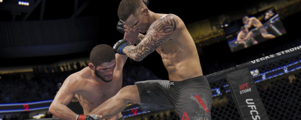 UFC 4 wordt jij de nieuwe legend!