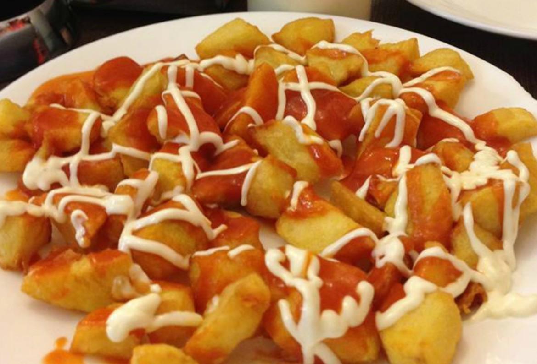 patatas bravas maken