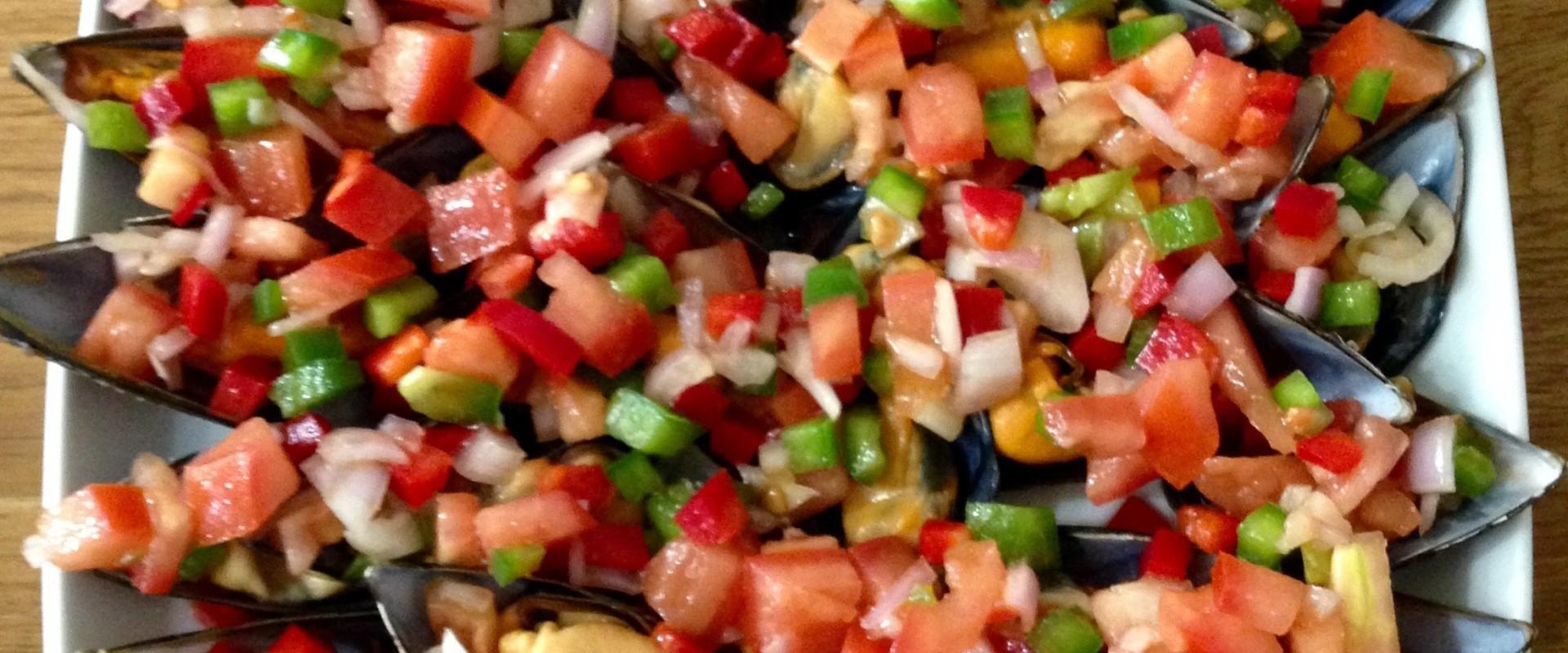 Pipirrana Salade uit Granada