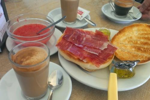 recepten Spaans ontbijt