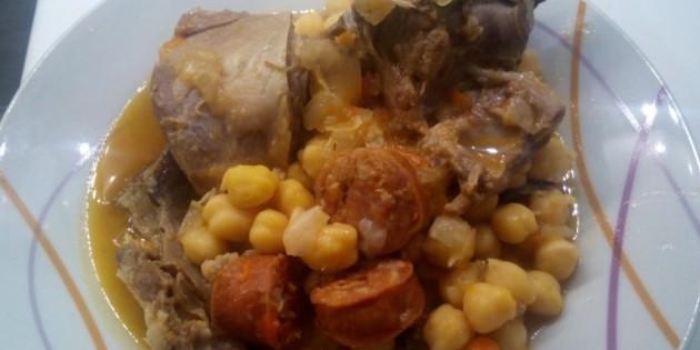 spaanse lamsstoofschotel recept