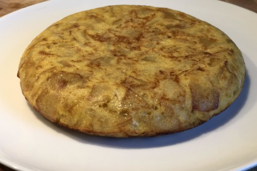 spaanse Tortilla's recepten