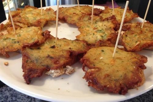 Spaanse Tortillitas recepet