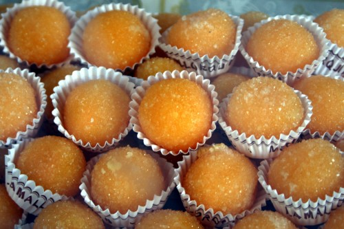 Spaanse Desserts recept