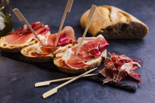 recepten Spaanse lunch