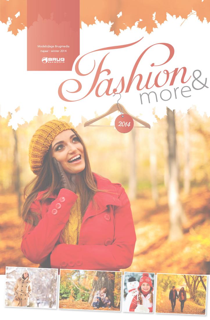 Titelpagina Fashion & more