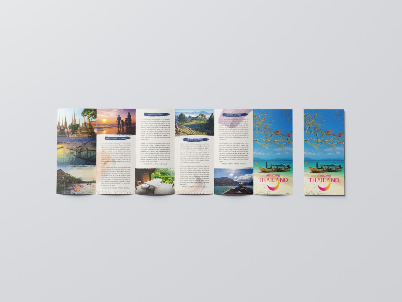 USP Leaflet Amazing Thailand