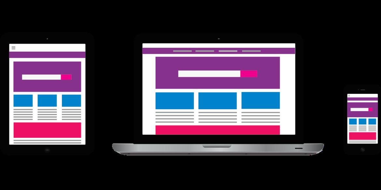 website als basis voor verkoop