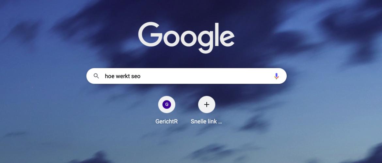 Hoe werkt zoekmachine optimalisatie (SEO)?