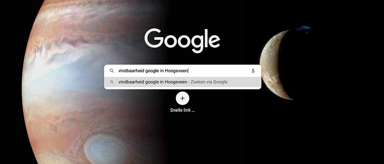 Zoekmachine optimalisatie (SEO) in Hoogeveen