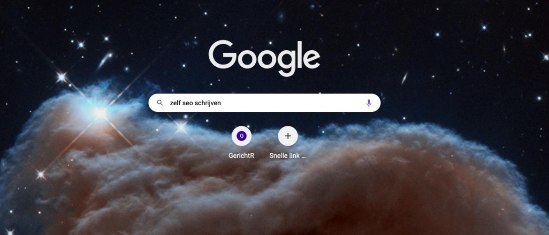 Kan ik zelf voor vindbaarheid in Google zorgen? Kan ik zelf SEO?