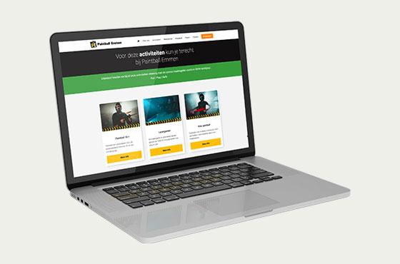 Phoenix website websitebouwer