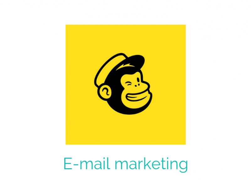 Training e-mail marketing