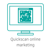 Quickscan online marketing