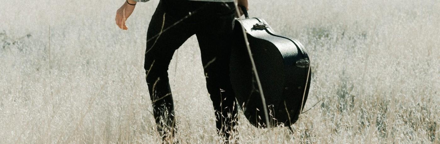 Gitaarhoes / gitaarkoffer