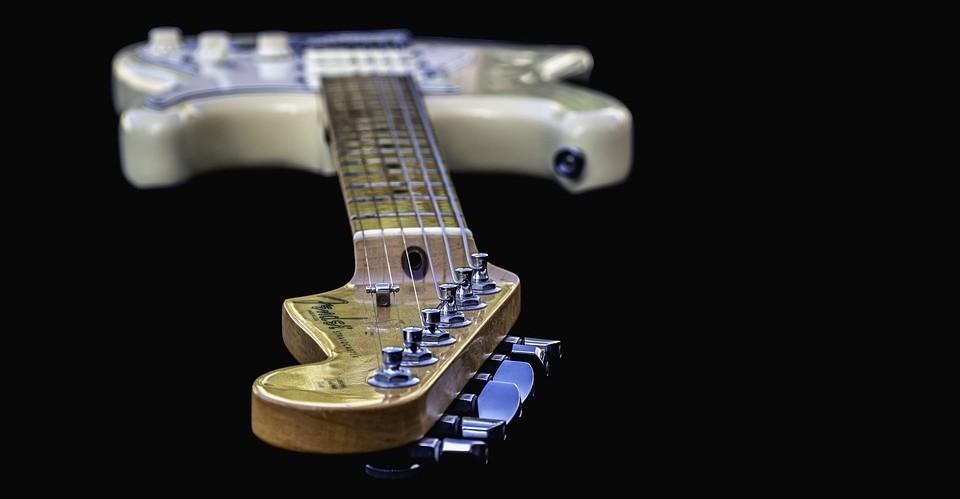 Fender stratocaster - gitaar weetjes